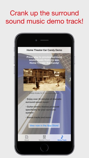 Home Theater Speaker Check on the App Store