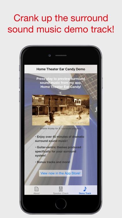 Home Theater Speaker Check screenshot-3