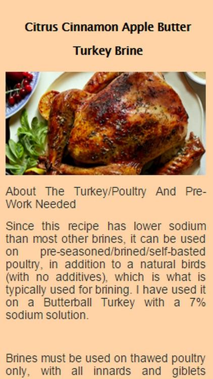 Low Sodium Recipes.