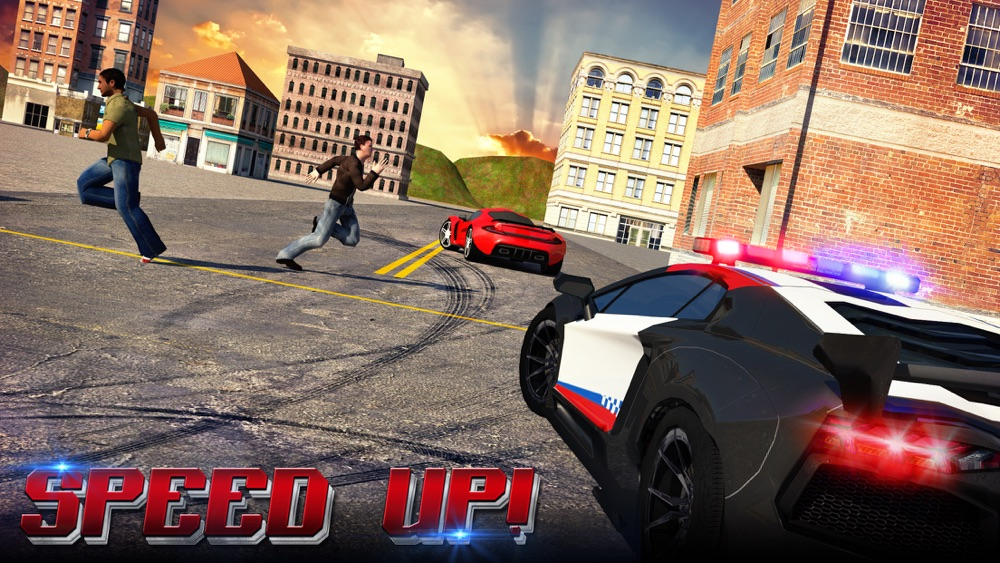 Police Chase Adventure sim 3D hack tool