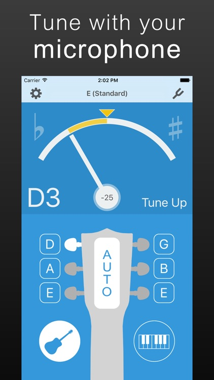 Precision Guitar Tuner screenshot-0