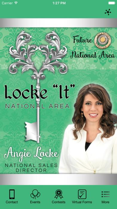 Angie Locke Unit & Area App