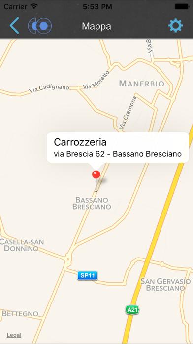 点击获取Carrozzeria Olivari