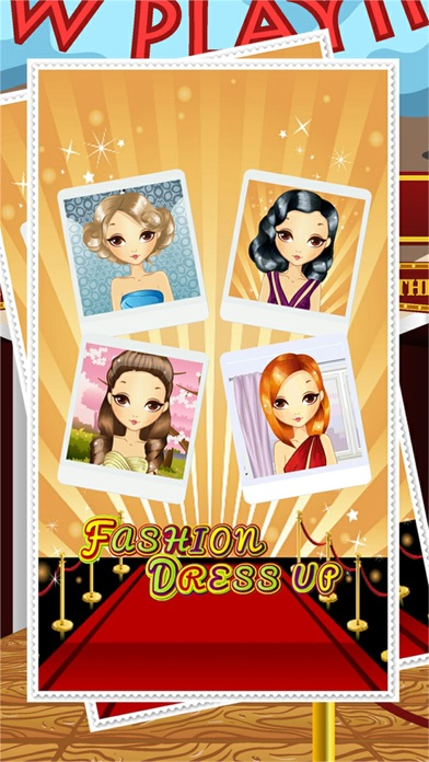 Lady Prom Night And Bride Dress Up Games For Free - My Party Fashion Pretty Girl Make Over With Star screenshot one