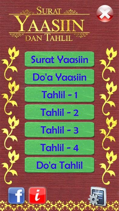 download Surat Yasin Audio dan Tahlil apps 0
