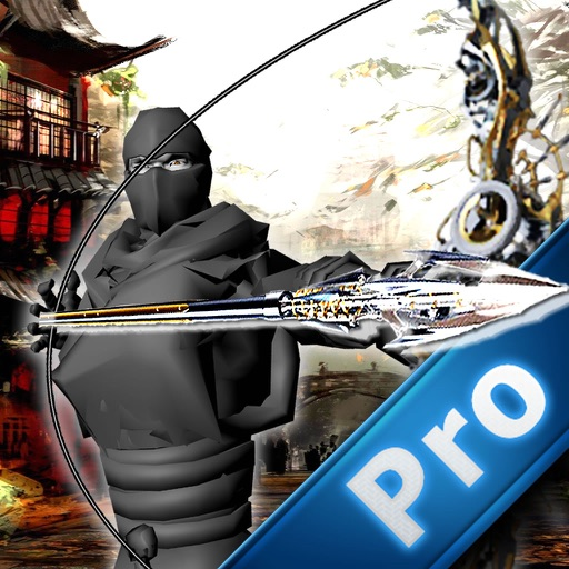 A Ninja Victoria PRO - Bow And Arrow Target Practice Game