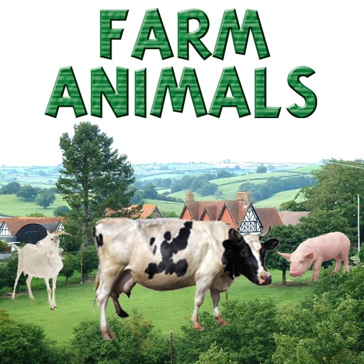 Sounds of Farm Animals icon