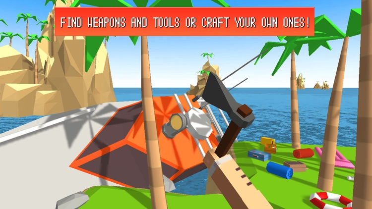 Craft Island Survival Simulator 3D Full