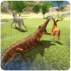 Angry Crocodile Attack 3D – A Ferocious Swamp Reptiles Simulation