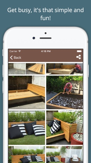 DIY Furniture Project Ideas on the App Store