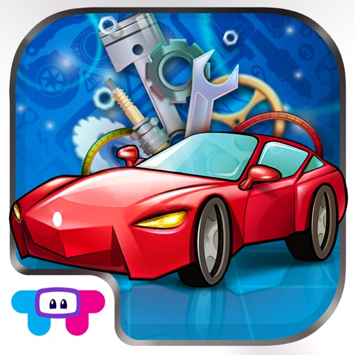 Amazing Car Creator - Design your Vehicle