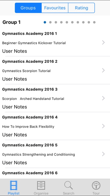Gymnastics Academy 2016 screenshot-1