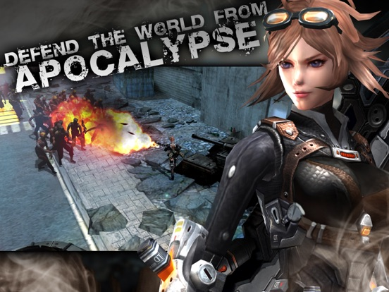 Future War для iPad