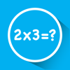 Times Tables Quiz - Fun multiplication math game for adults, kids, middle school, 3rd, 4th, 5td, 6th, 7th grade