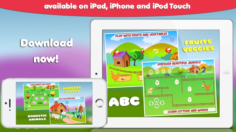ABC Phonics for Kids - Get hooked on learning letters, numbers and words games Free screenshot-4
