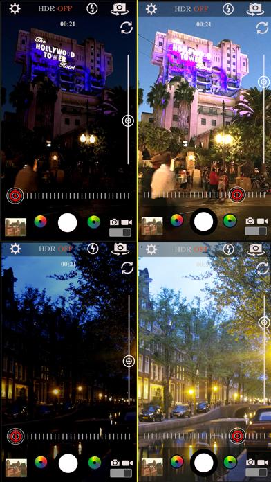 夜間視力 秘密フォルダで赤外線撮影+真の低光ナイトモードのおすすめ画像2