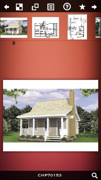 Cabin House Plans! screenshot-3