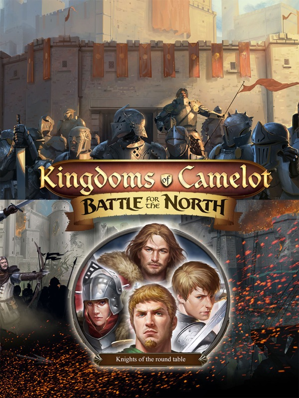 Kingdoms of Camelot: Battle - Online Game Hack and Cheat