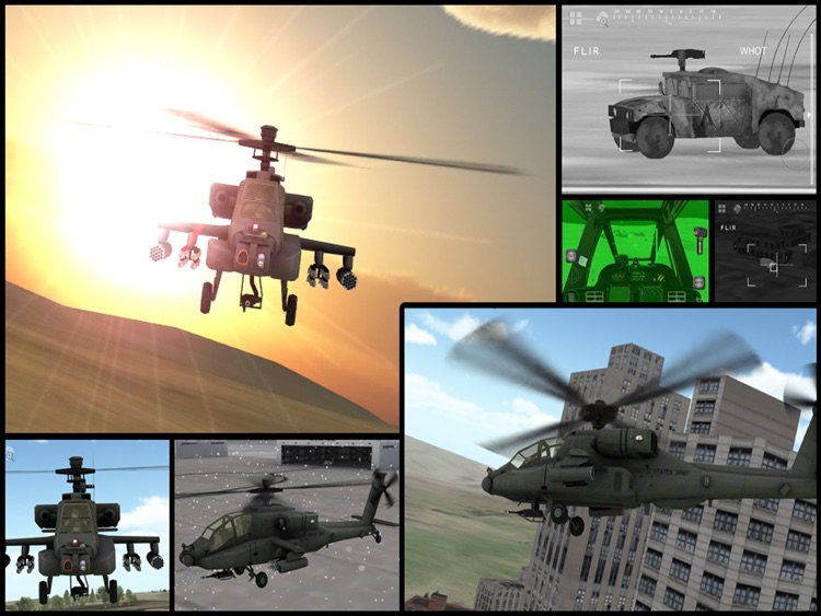 Apache SIM HD screenshot-4