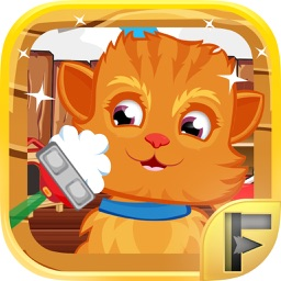 Pet Shavers Grooming Haircut & Salon Spa - Free Games For Kids