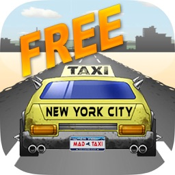 New York Mad Taxi Driver FREE