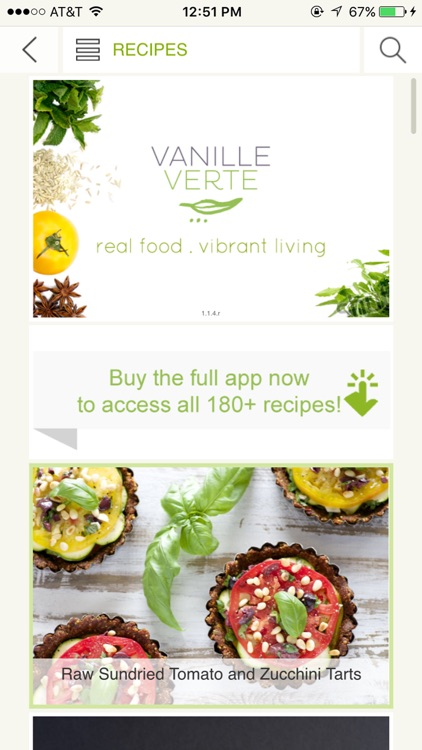 Vanille Verte - Free Sample screenshot-0
