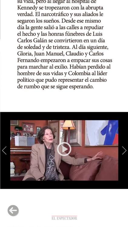 Editoriales El Espectador screenshot-4