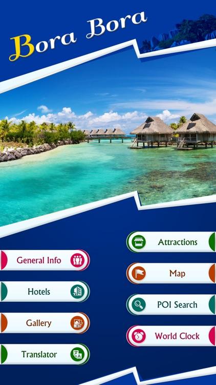 Bora Bora Travel Guide By Padamati Usha Rani