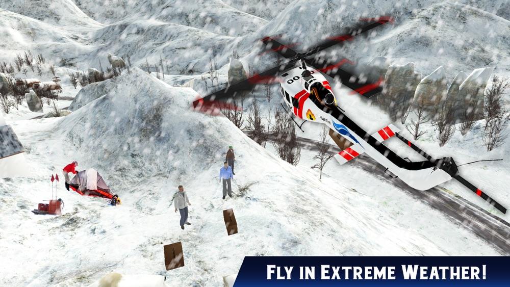 Ambulance Helicopter Pilot Game: Flight Simulator hack tool