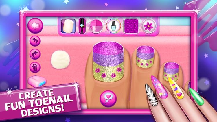 Nail Salon & Toenail Magic Spa screenshot-4