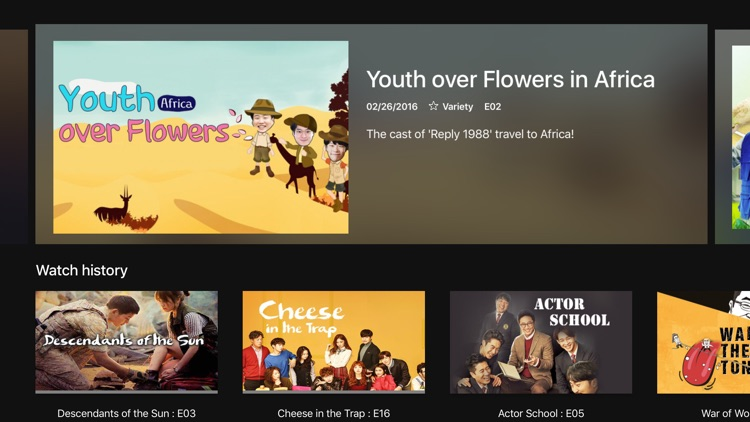 OnDemandKorea - Korean TV Shows and Movies