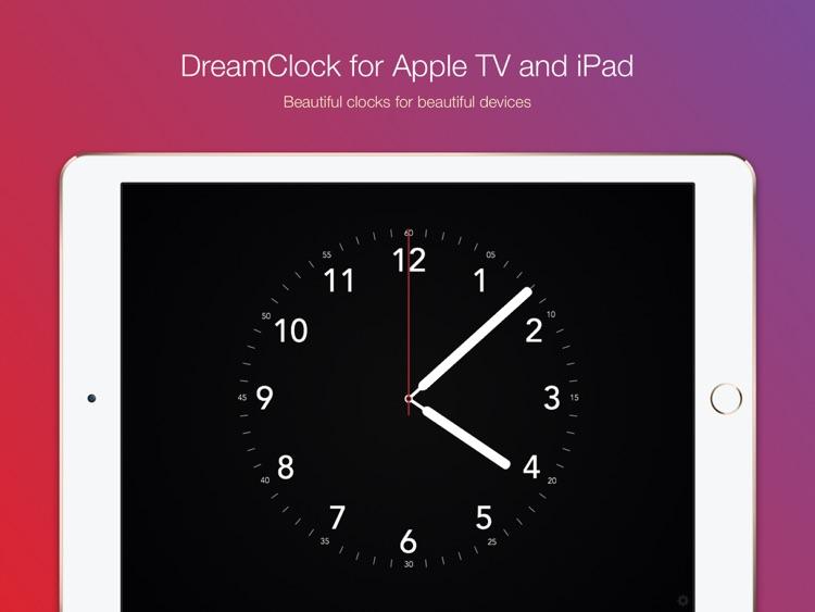 DreamClock for TV screenshot-0