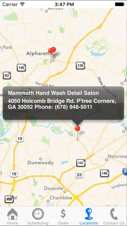 Mammoth Handwash & Detail Salon