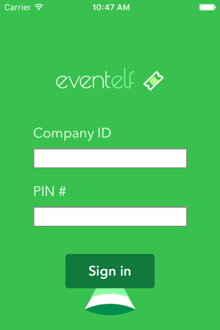 Event Elf Ticket Scanner - náhled