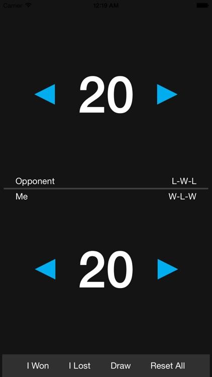 MTG 2020 - Life Counter for Magic: The Gathering screenshot-3