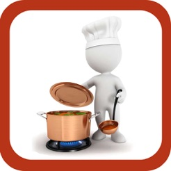 i Get    Cooking Vocabulary and Create Recipe Photo Sequence Books -  Social Skills Stories