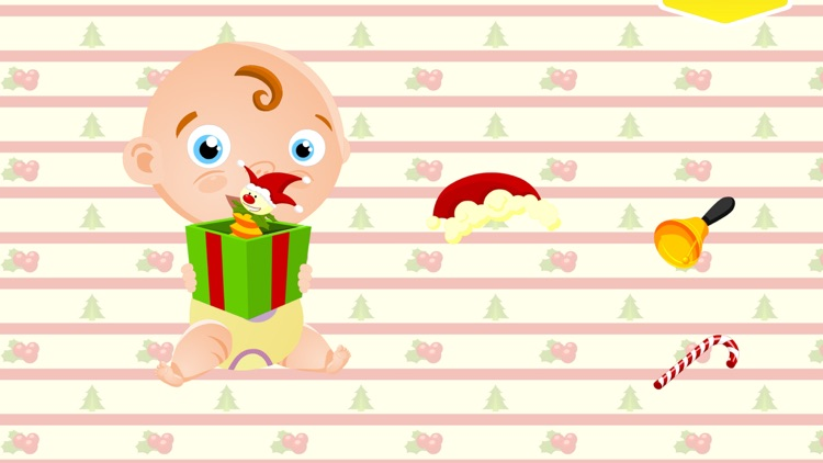 My Baby Friend Free - cute and funny tickling game screenshot-4