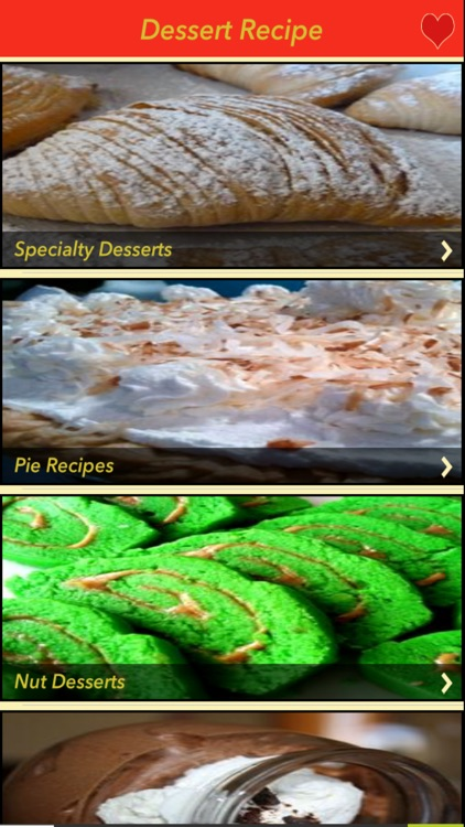 3000+ Dessert Recipes