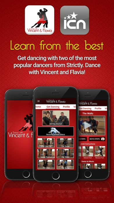 Dance With Vincent Flavia App Price Drops