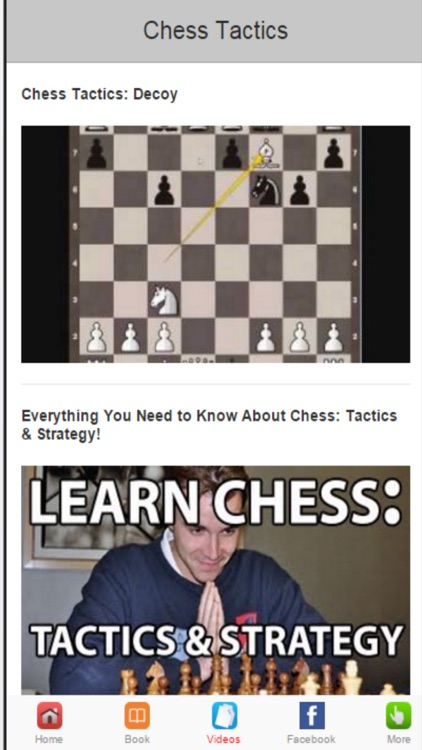 Chess Tactics - Learn How To Improve Your Chess