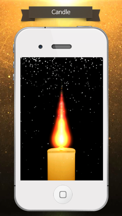 Candle - live, romantic, love screenshot one