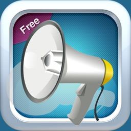 iMegaphone Free - Use Your Device As a Megaphone