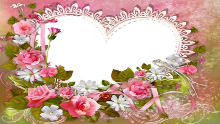 Valentine Frames - FREE