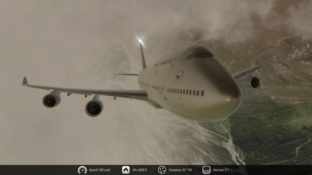 ‎Flight Unlimited X Screenshot