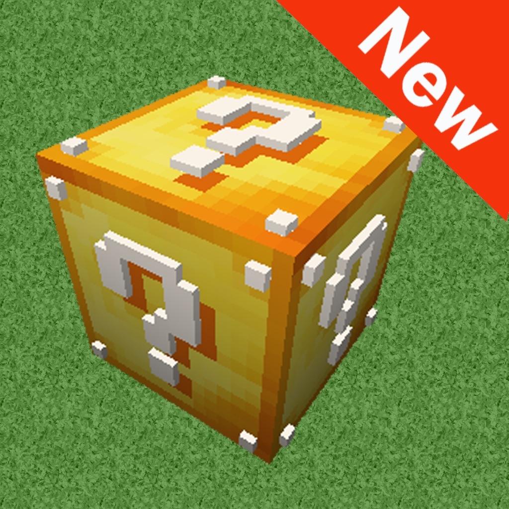 Скачать мод Lucky Block (лаки блок) для Minecraft 1.12.2 ...