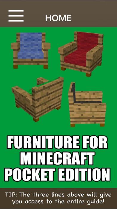 Furniture For Minecraft Pocket Edition Screenshot