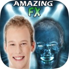 Amazing FX - Night Thermal & Infra Red Vision Ray Free Edition icon