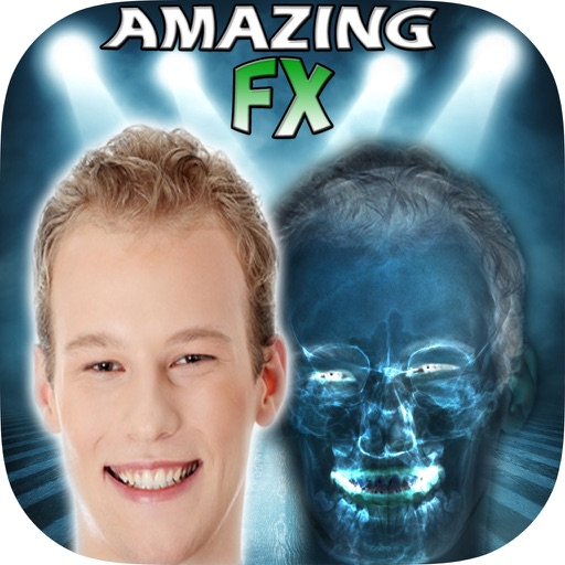 Amazing FX - Night Vision & Infra Red Ray Free Edition