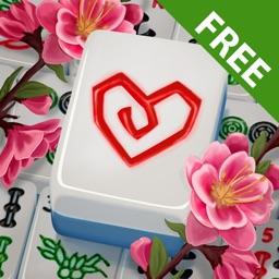 Mahjong Valentine's Day Free