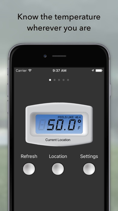 Free Digital Temperature review screenshots